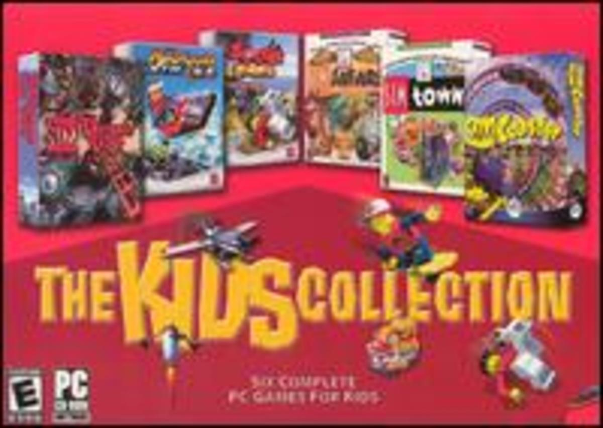 The Kids Collection game cover