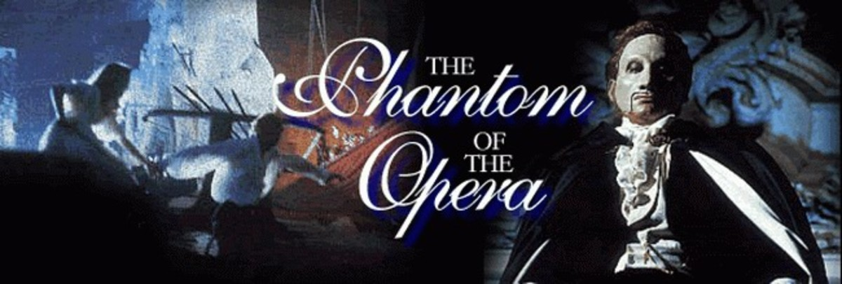 The Phantom of the Opera (1990) poster