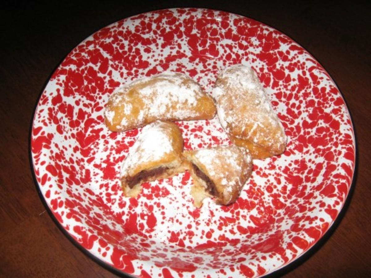 Chocolate Fried Pies