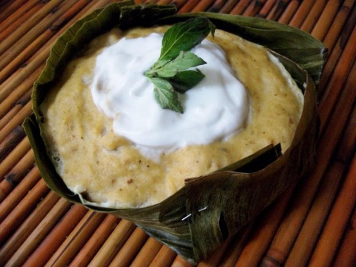 Hor Mok - Thai Savory Custard