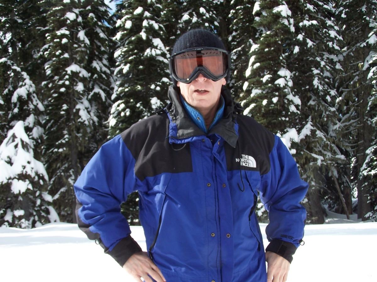 Snowshoeing in Leavenworth