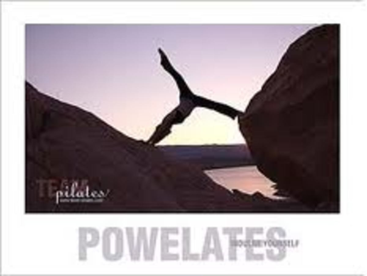 Powelates Poster