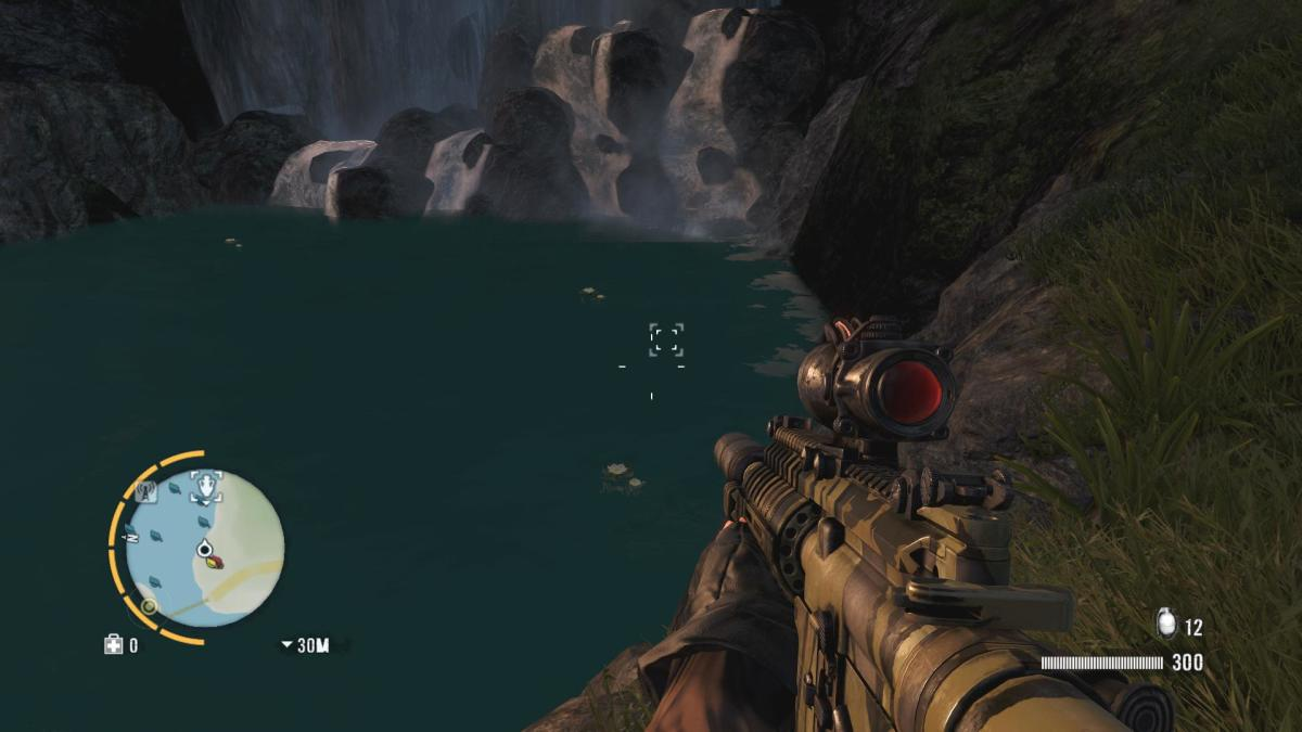 Archaeology 101 - Gameplay 02: Far Cry 3 Relic 59, Shark 29.