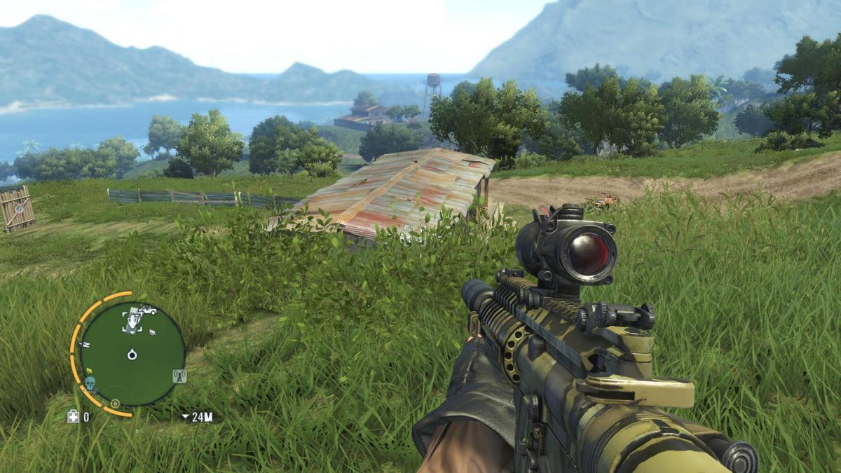 Archaeology 101 - Gameplay 02: Far Cry 3 Relic 103, Heron 13.