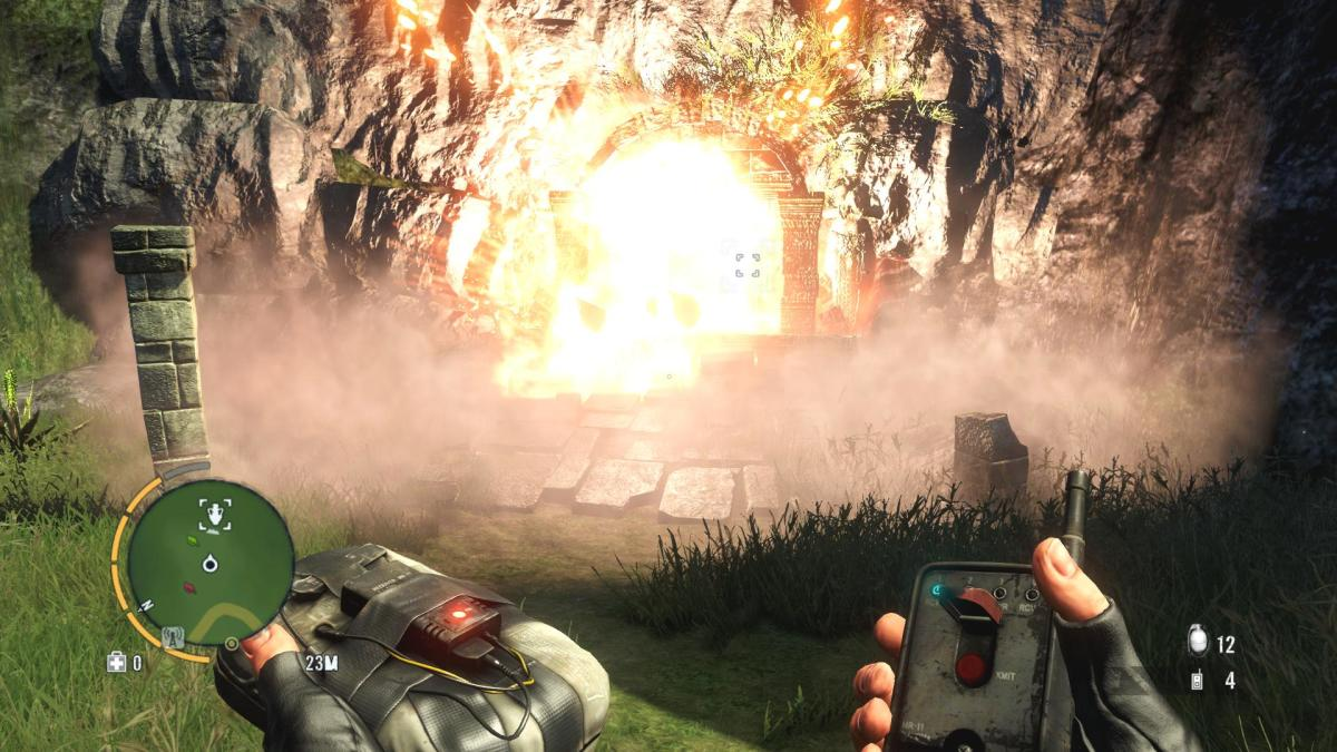 Archaeology 101 - Gameplay 04: Far Cry 3 Relic 73, Boar 13.