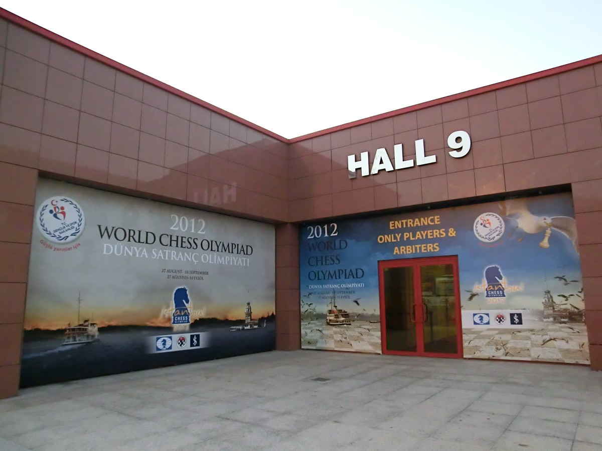 2012 World Chess Olympiad