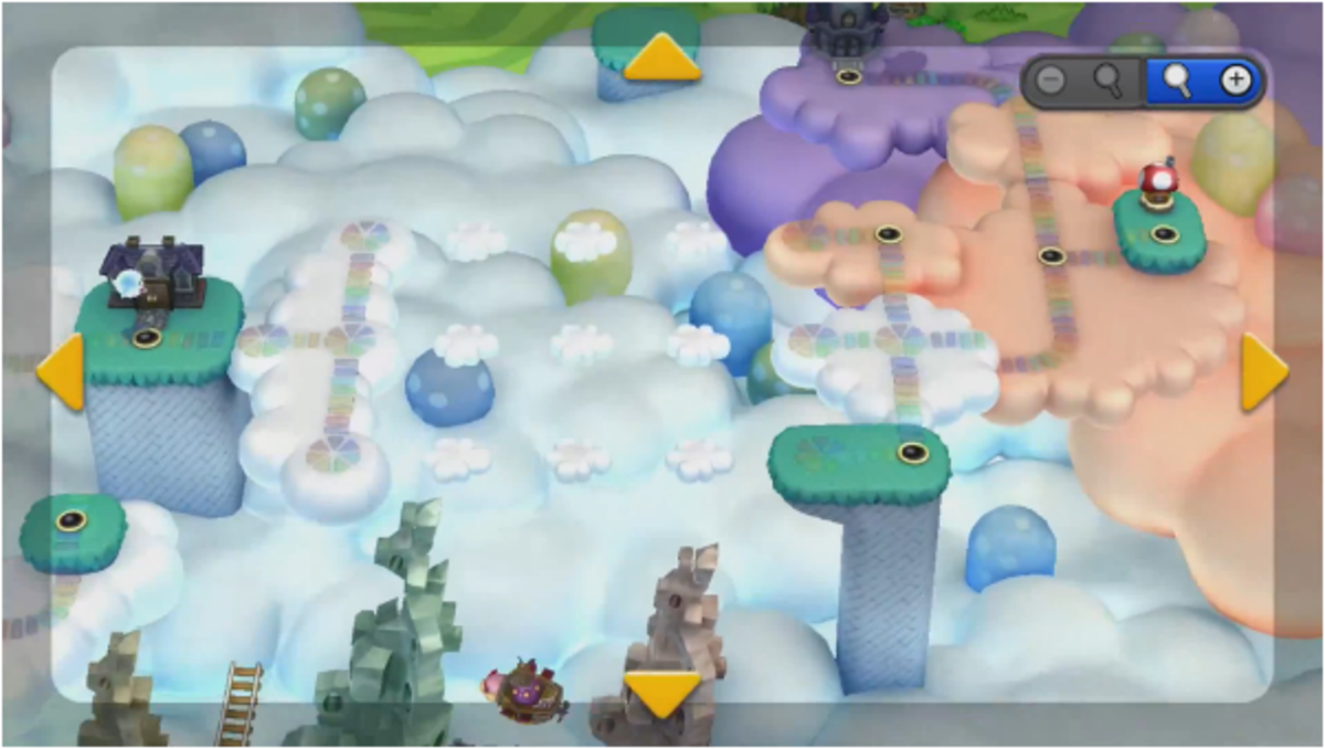 How to find the Star Coins of Meringue Clouds in New Super Mario Bros. U