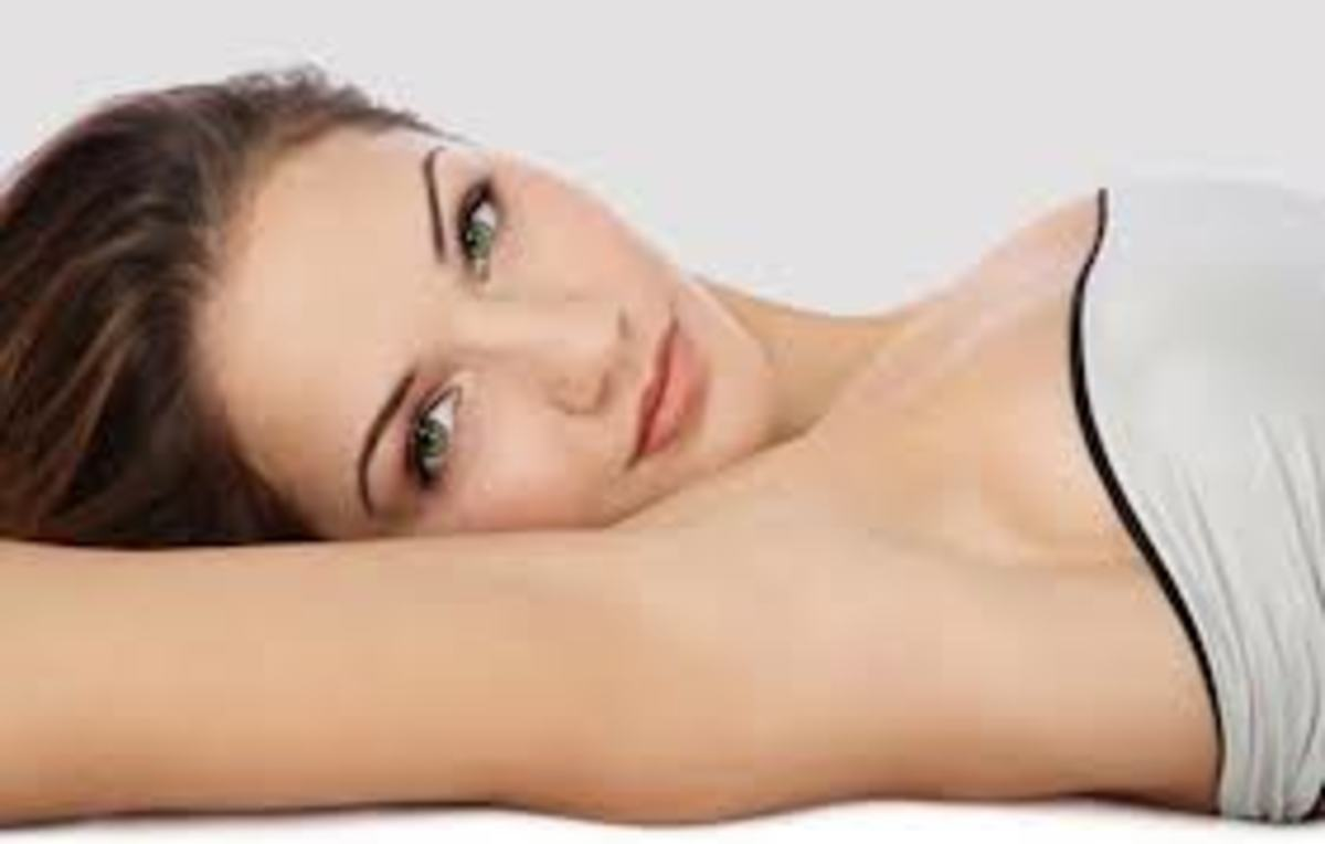 How to Treat Dark Underarms and Armpits at Home