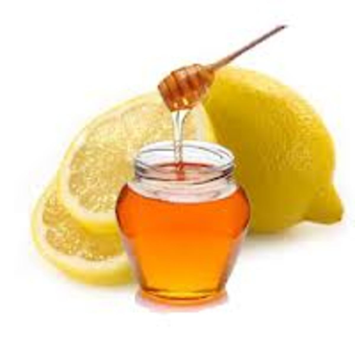 lemon and honey works best for underarms whitening