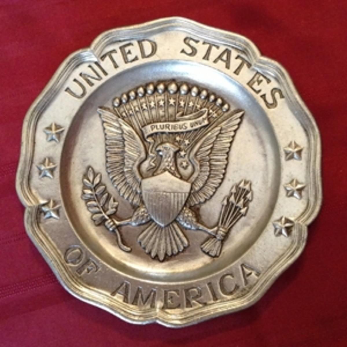 United States of America Crest