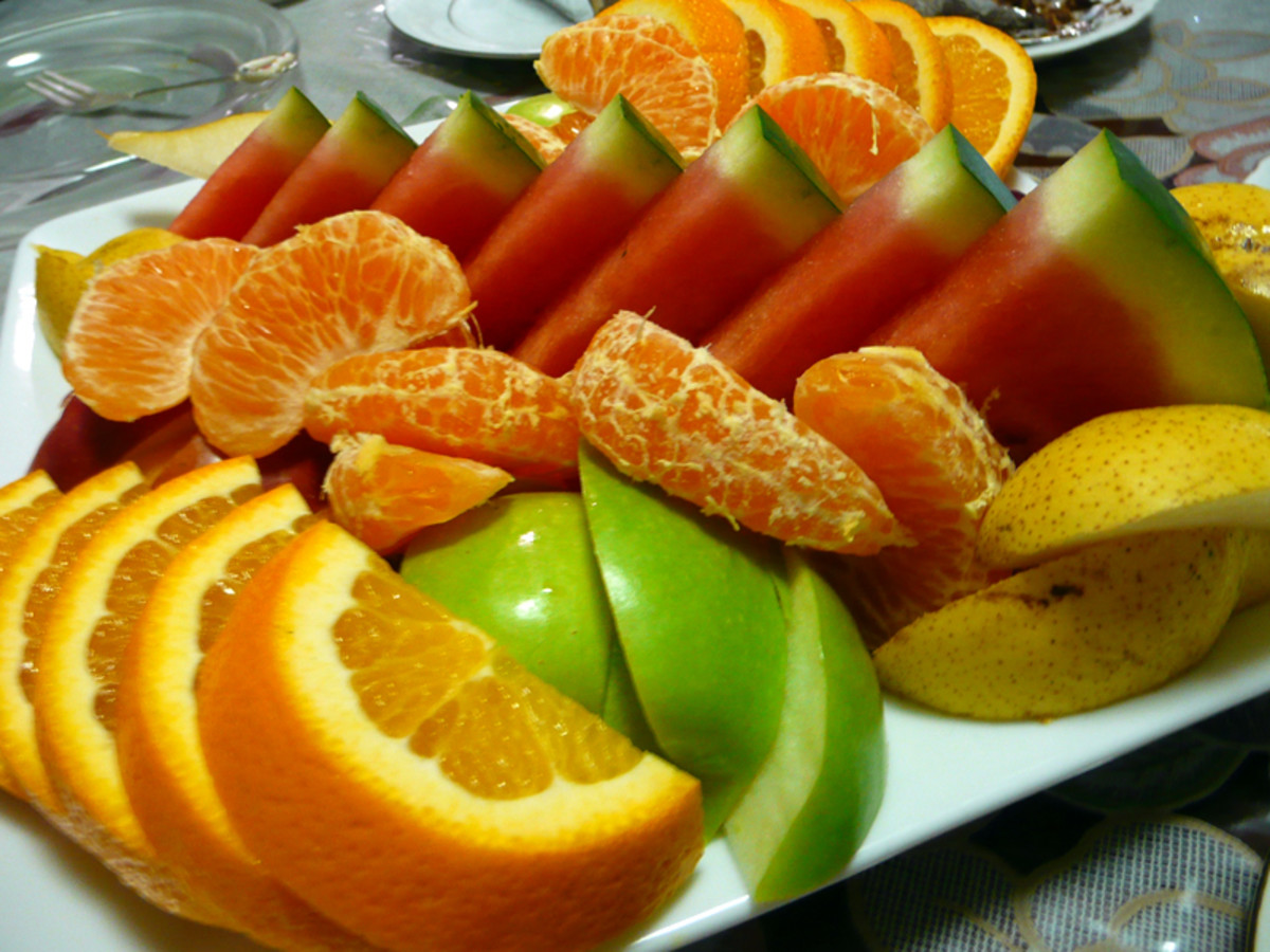 all varieties of fruit may be used in fruit lip balm recipes.