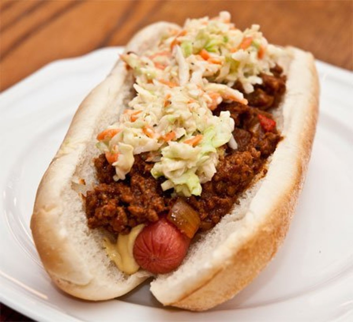 Grandma Hartman's West Virginia Hot Dog Chili
