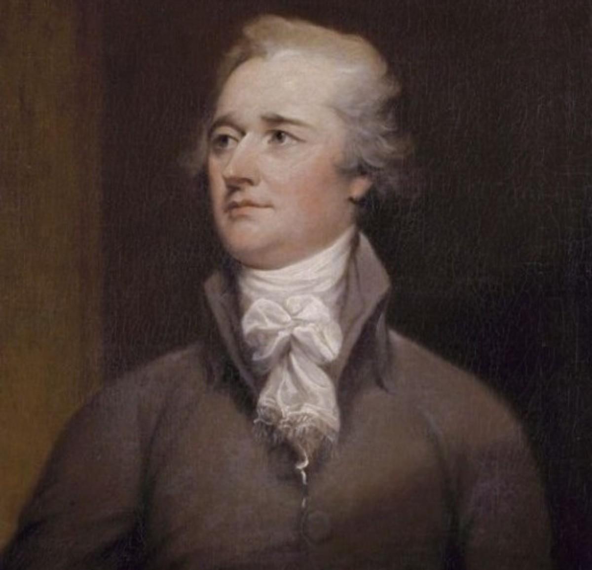 Portrait (1792) by John Trumbull (1756-1843)