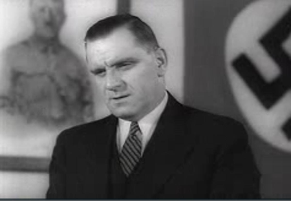 Bund Leader Fritz Kuhn