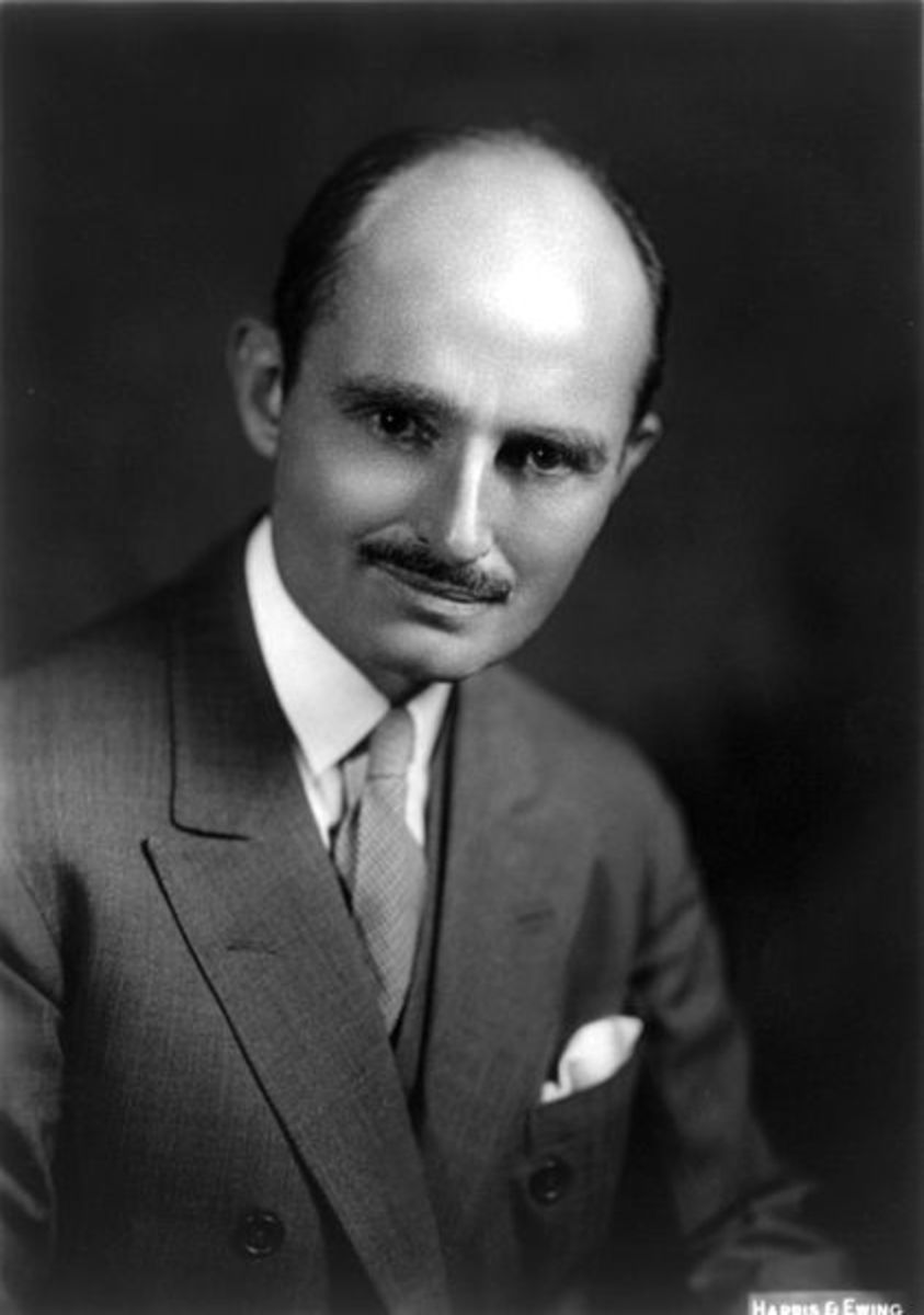 U.S. Attorney General Francis Biddle