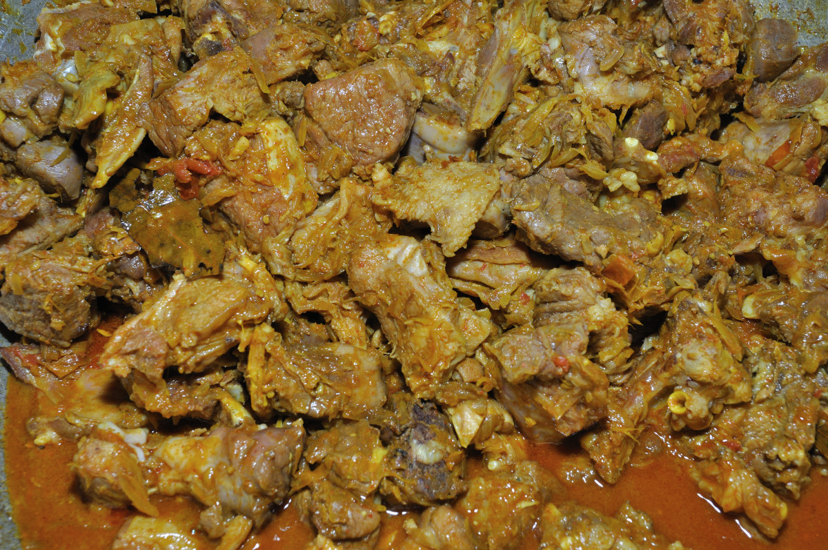 Curry Goat Recipe Jamaican Style