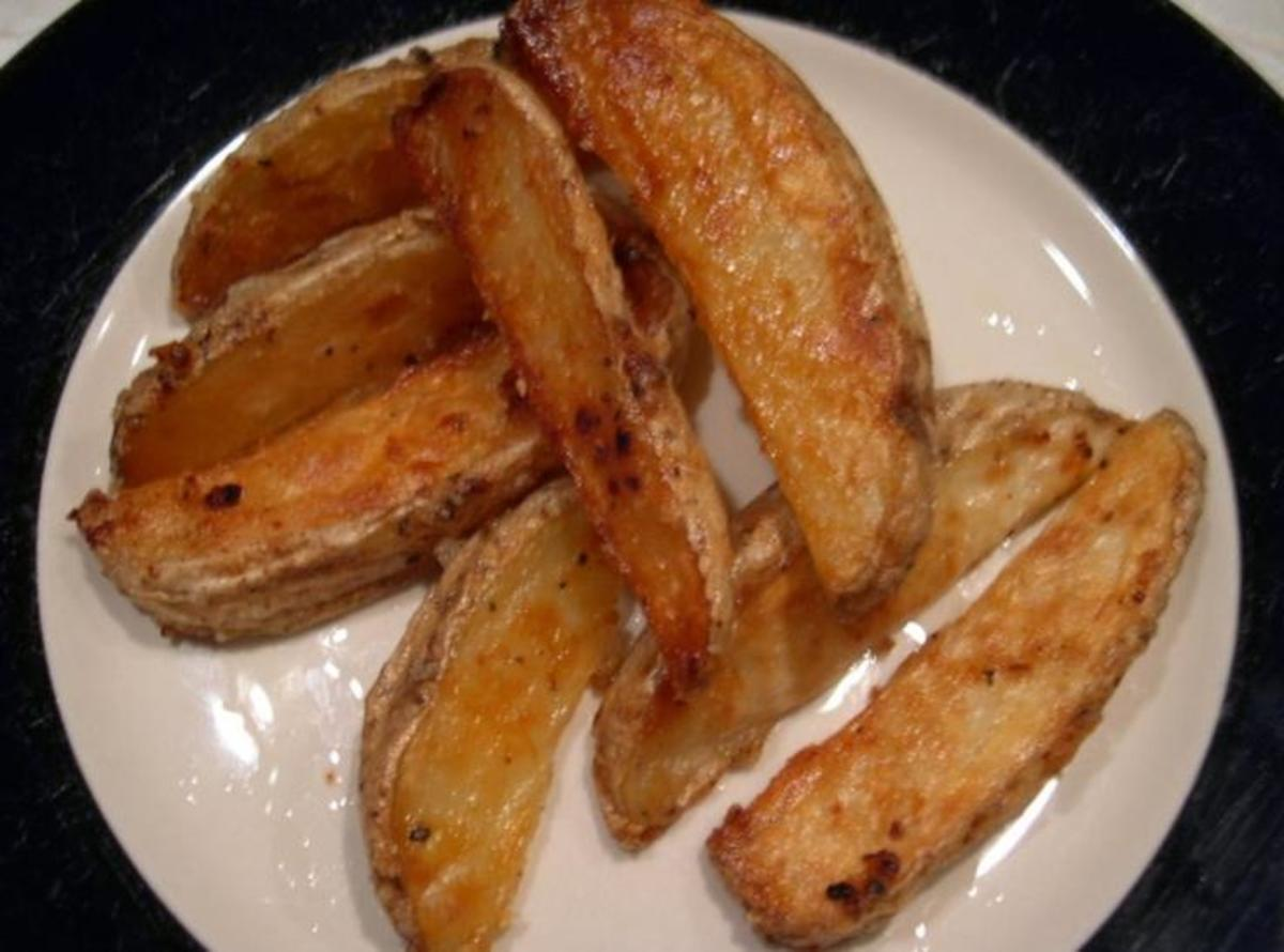 Garlicky Oven Fries Are So Delicious.