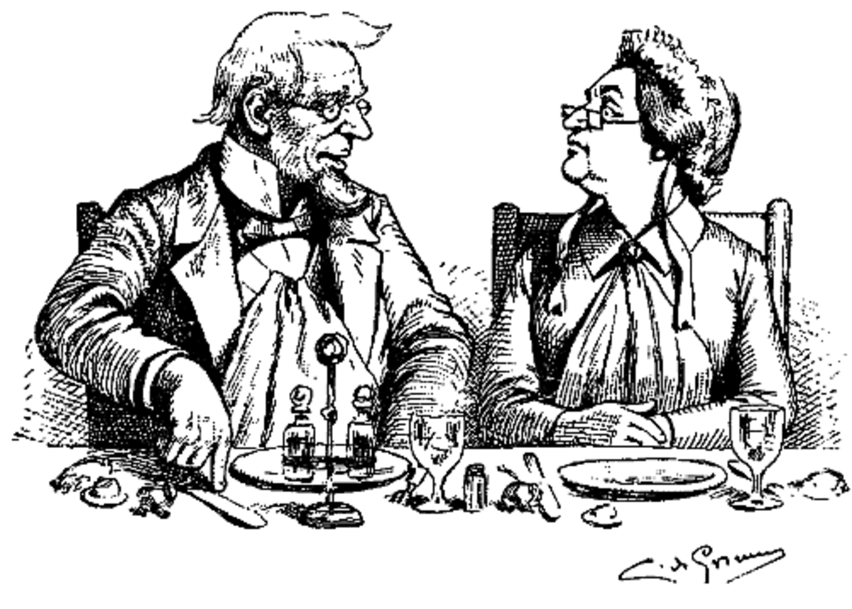 Table Manners: Mealtime Conversation