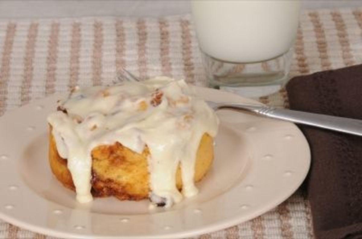 Mom's Brand Cinnamon Bun Mix for Your Bread Maker