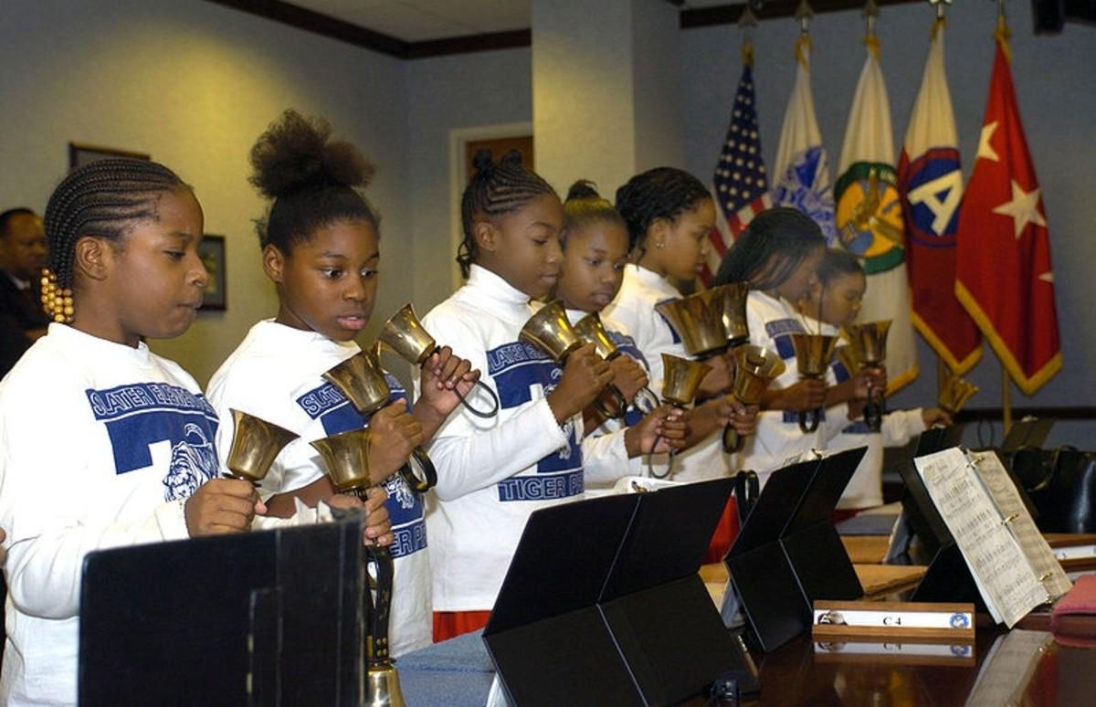 Handbell choir