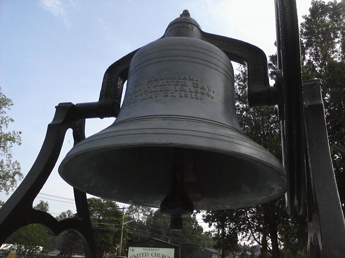 Modern church bell