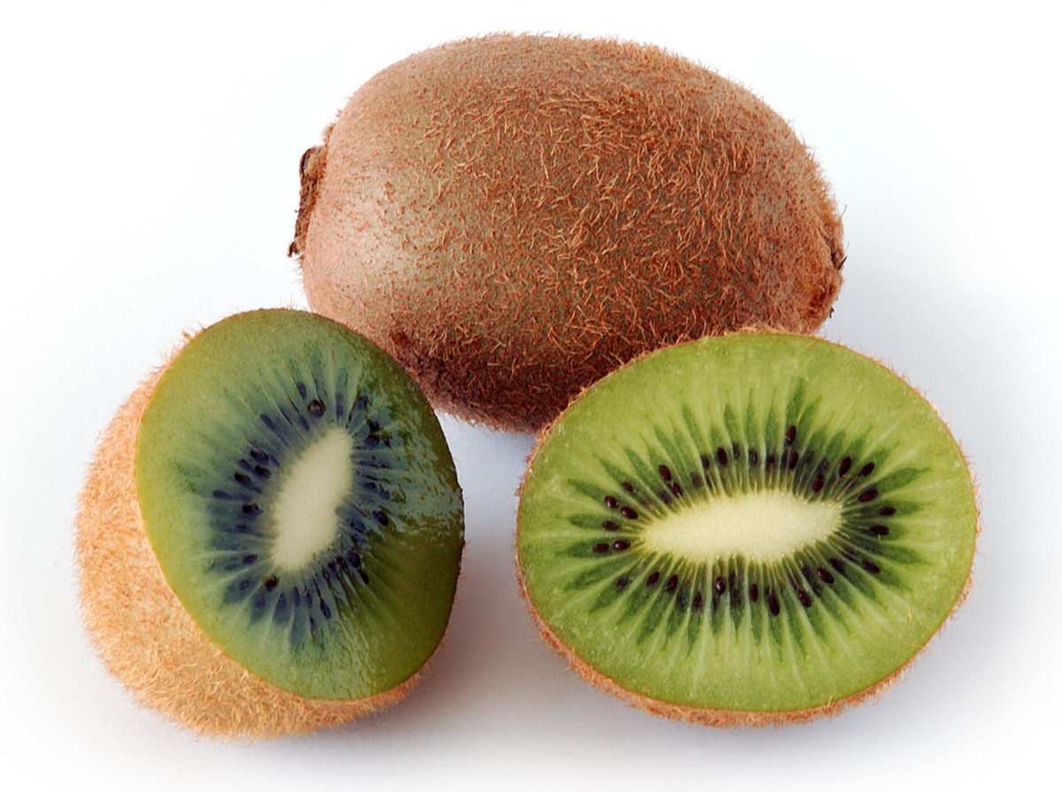 Kiwi Fruit - Health and Nutritional Benefits