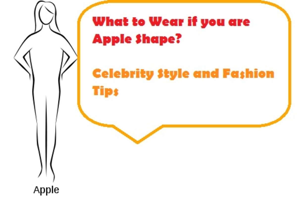 What To Wear If You Are Apple Shape Celebrity Style And Fashion Tips Hubpages