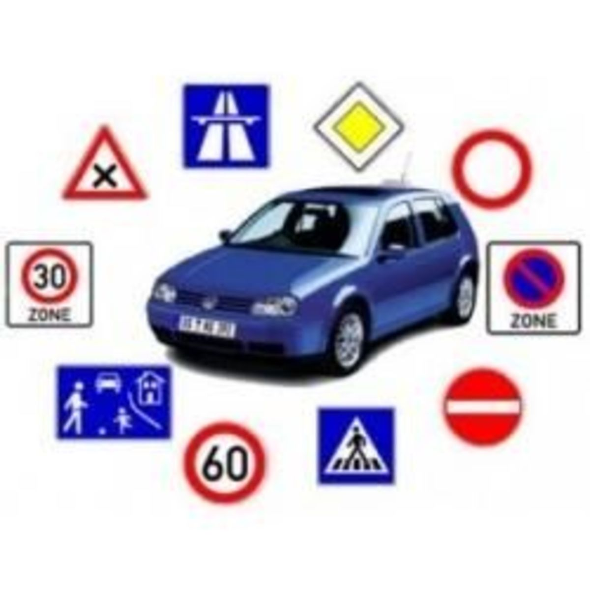 Online driving theory tests in Romania