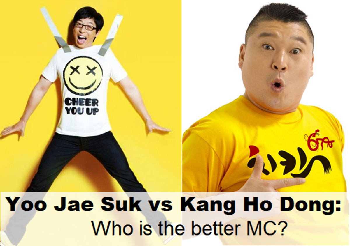 Yoo Jae Suk vs Kang Ho Dong: Who is the Better MC?