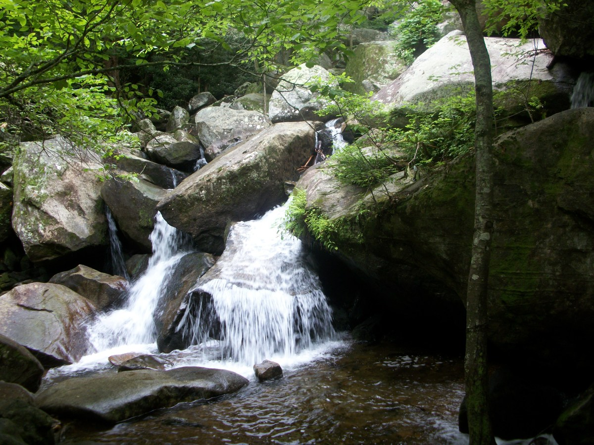 South Mountains State Park -- Connelly Springs, NC