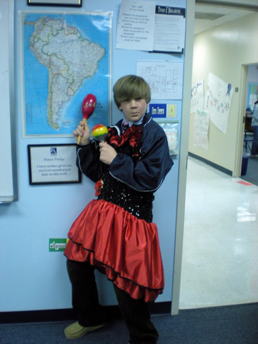Fun Activities for Spanish Class - High School Spanish Class Activities and Games