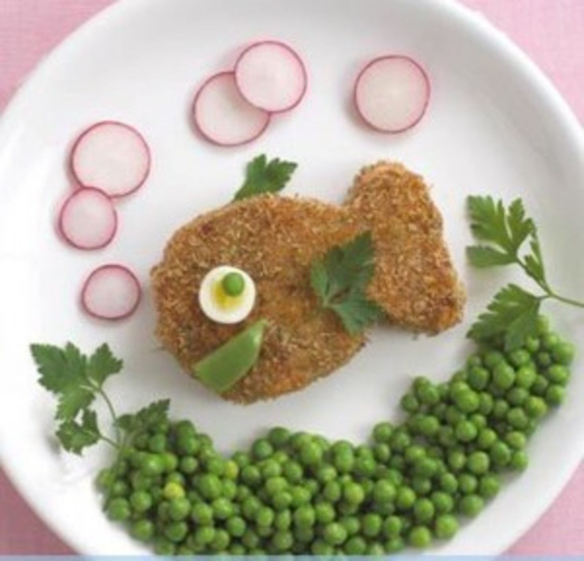 Fishy Sandwich