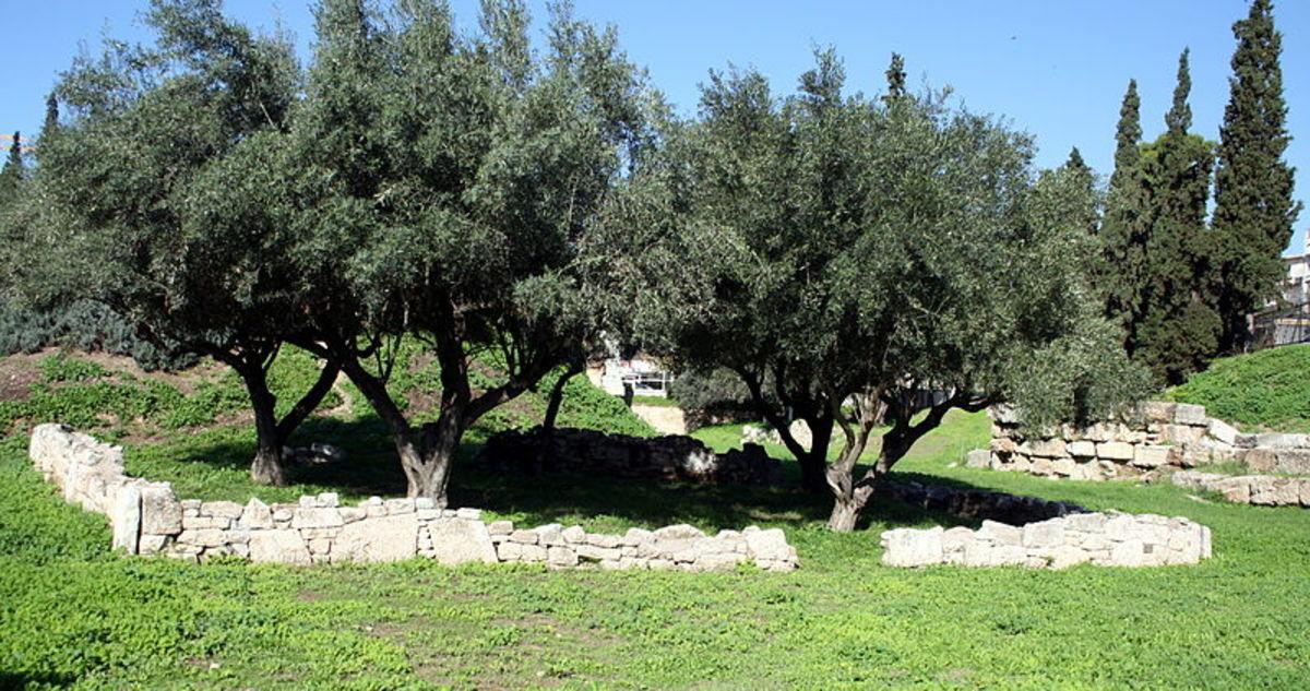 Kerameikos Cemetery (Athens).