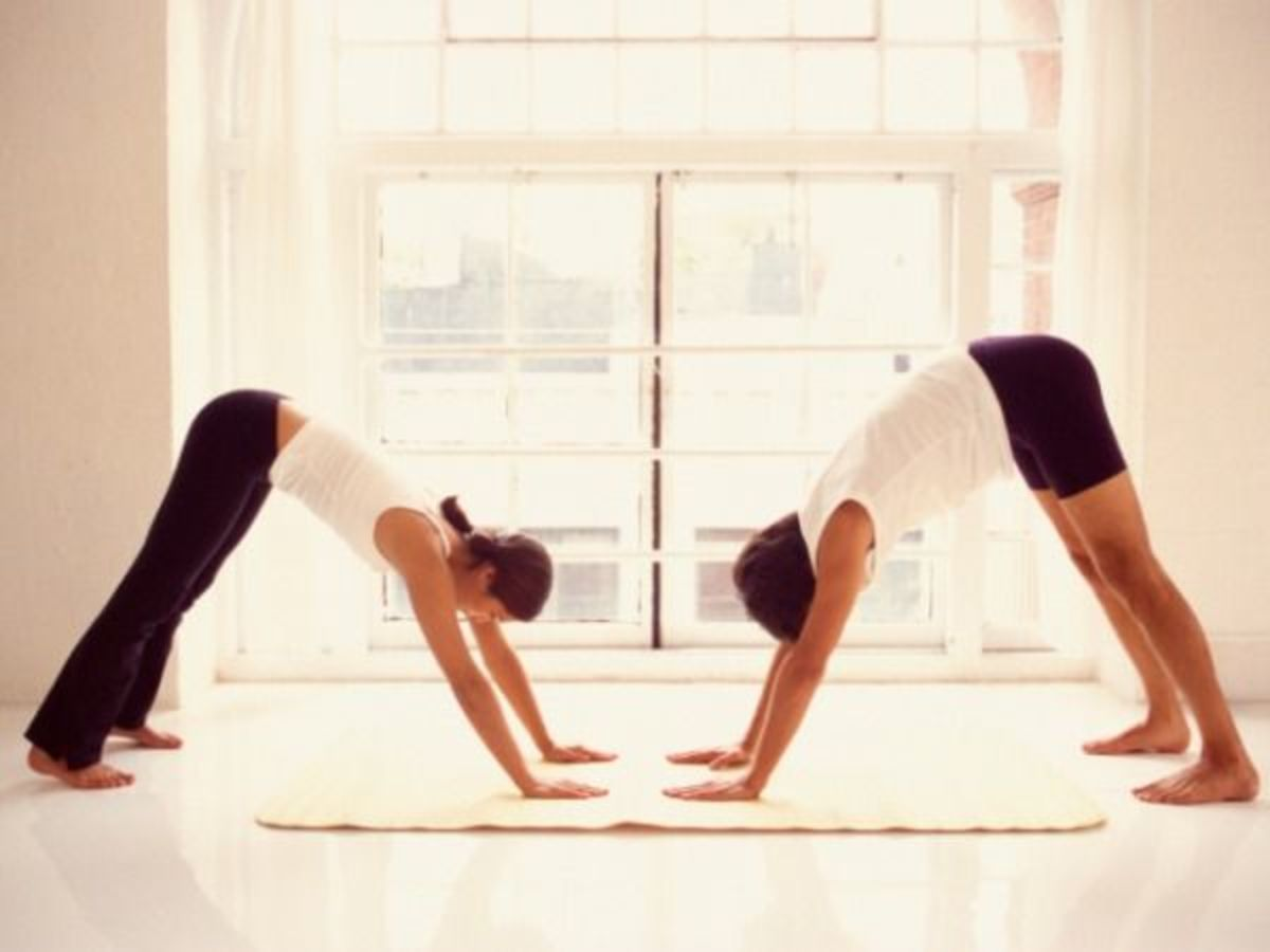 Simple Yogic exercises to keep you healthy and fit