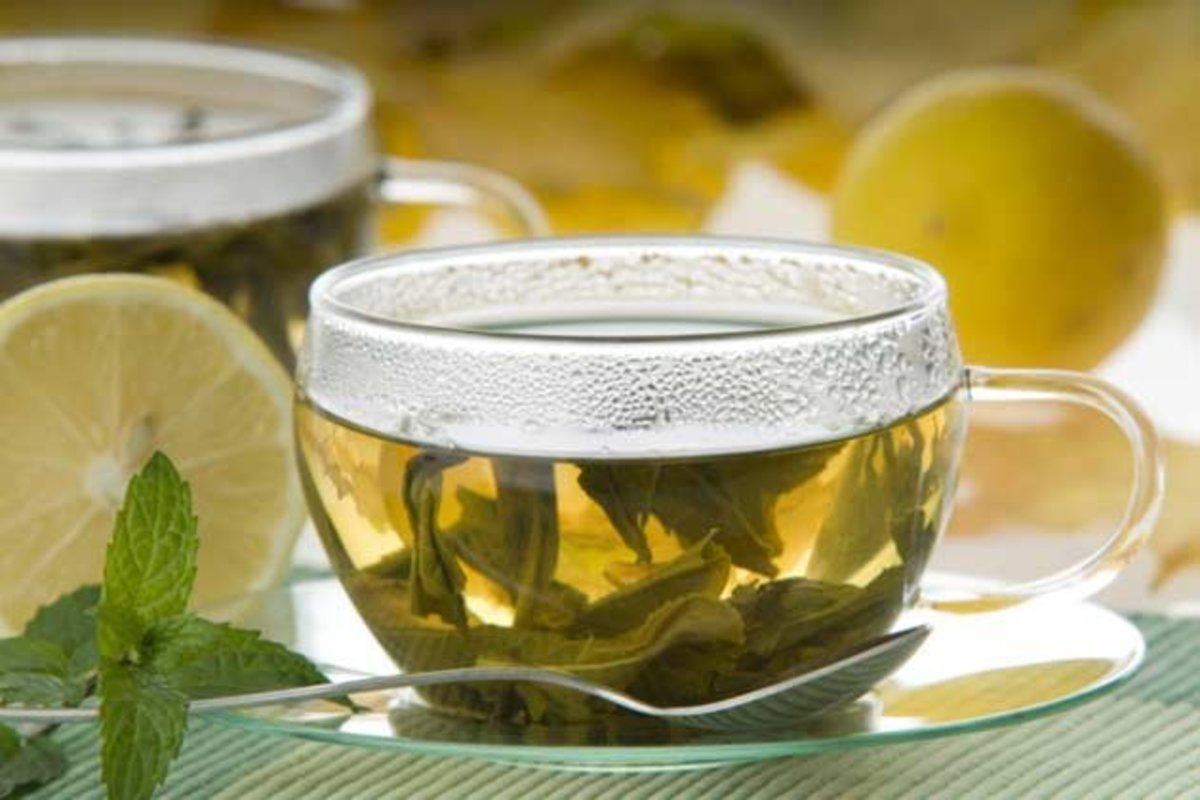 Spearmint Tea Benefits in Treating Unwanted Hair in Women & Acne-free Healthier skin