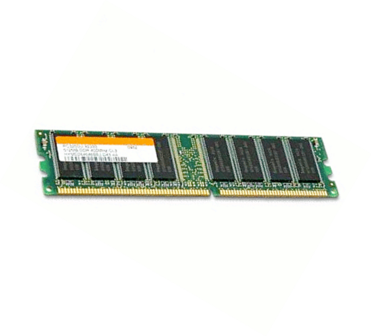 Example of DDR SDRAM
