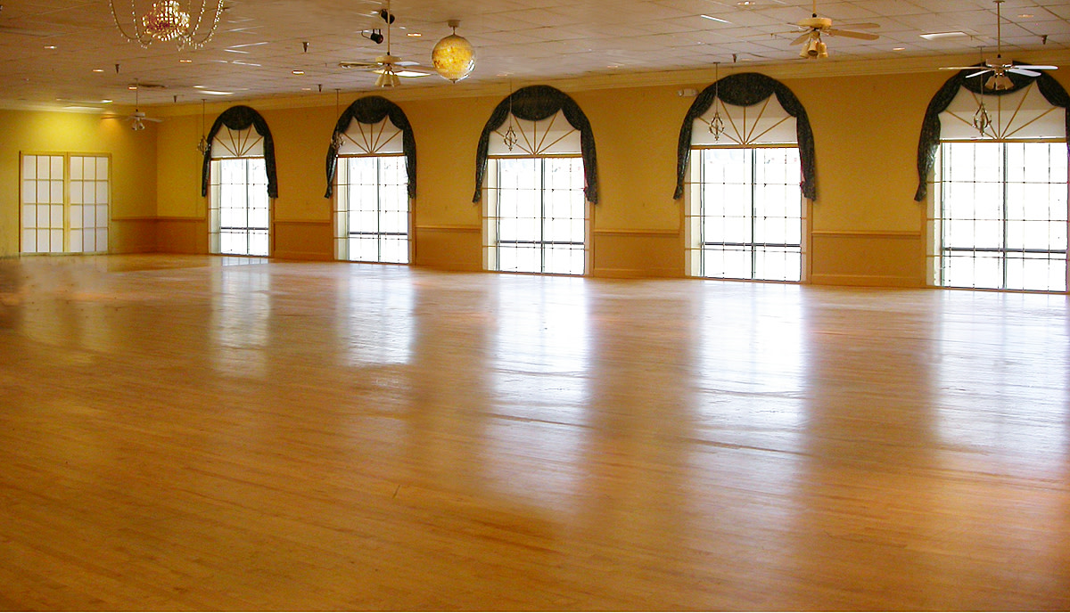 All proper dance studios for latin will have hardwood dance floors