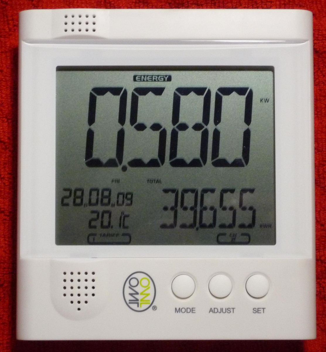 Whole House Energy Monitor : Which is the best wireless electricity monitor whole