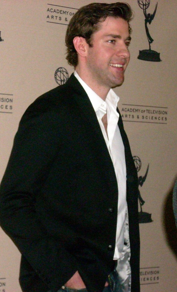 John Krasinski most known for his character in The Office is the voice of many commercials and movies.