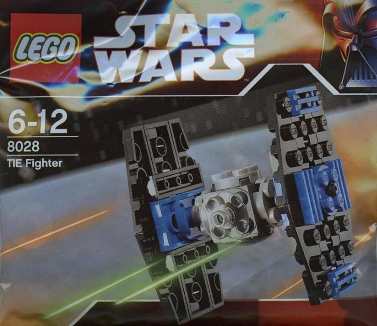 LEGO Tie Fighter 8028 Bag