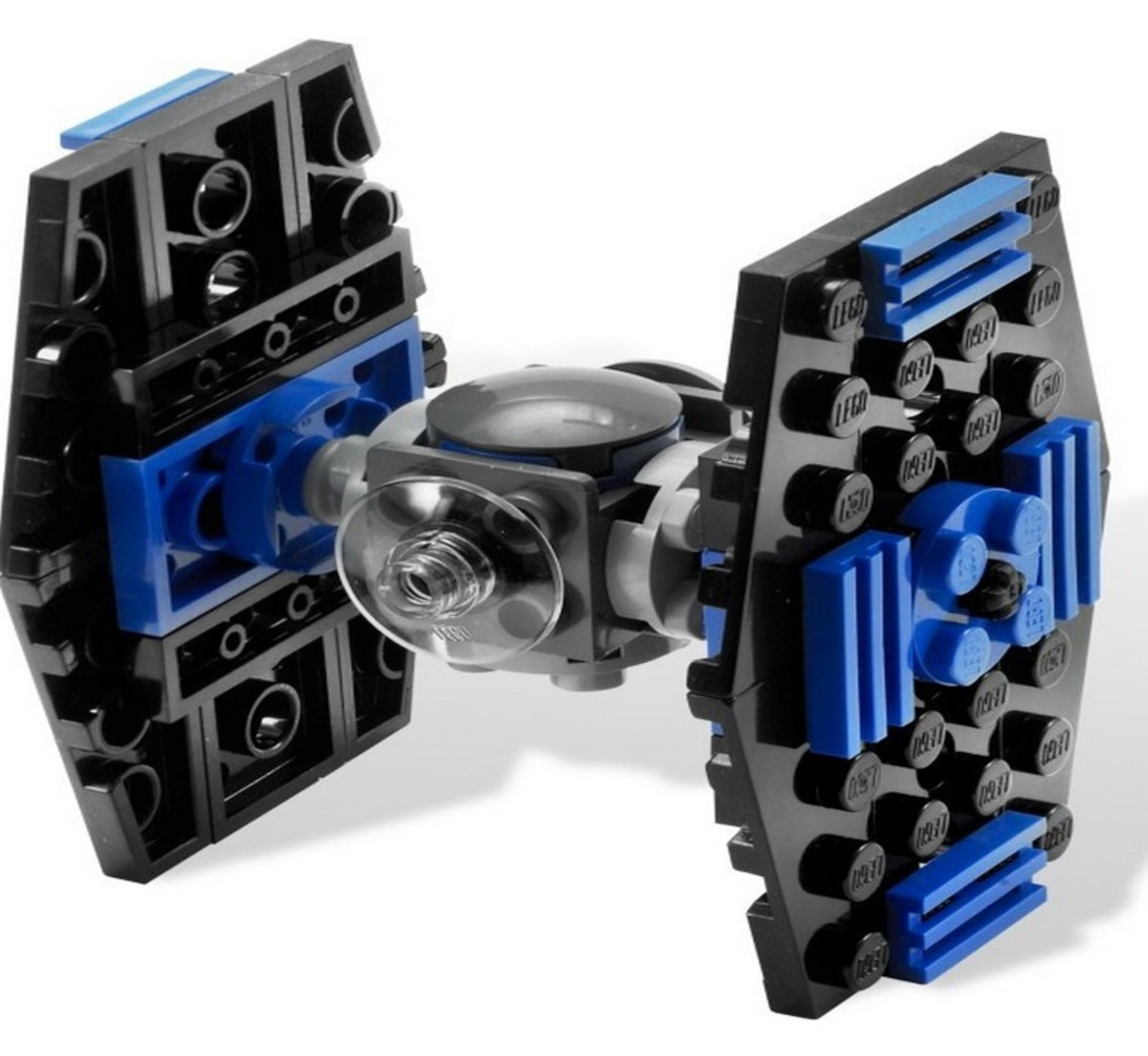 LEGO Tie Fighter 8028 Assembled