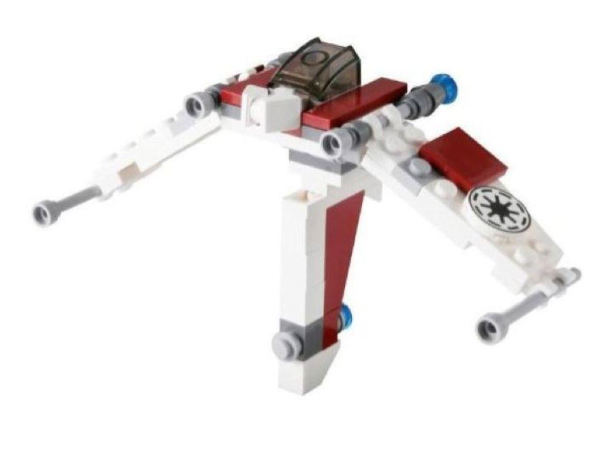 LEGO Star Wars V-19 Torrent 8031 Assembled