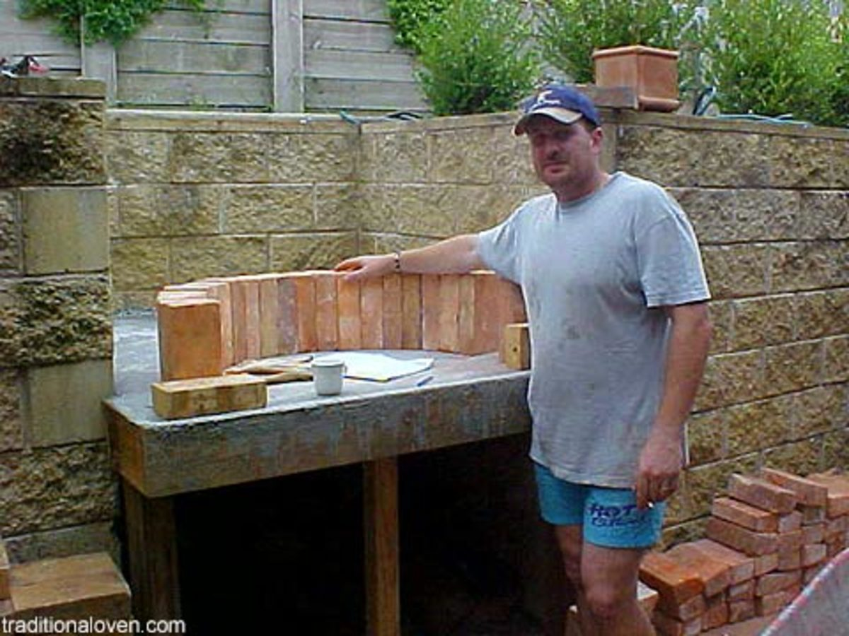 Besser block retaining walls are usually made with hollow concrete blocks 190 x 190 x 390 laid with mortar 100 mm thick joint, steel reinforcement bars are placed in the hollow part and they are filled with concrete once the walls are dry enough.