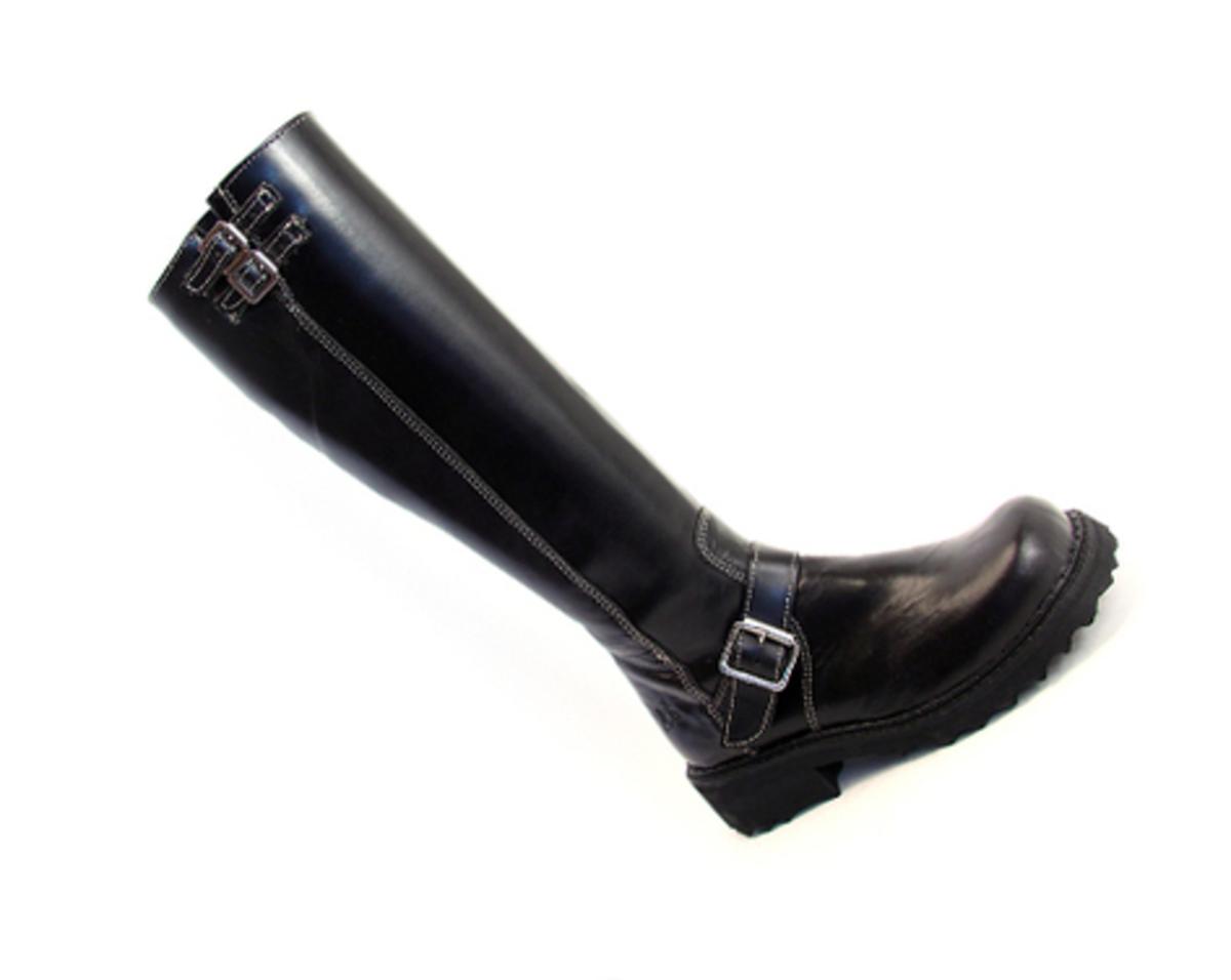Fluevog BondGirl Boot - $325
