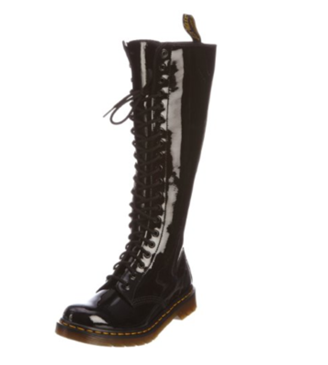 Dr. Marten's Women's 1B60 20-Eye Boot, Black - $199.99 on Amazon