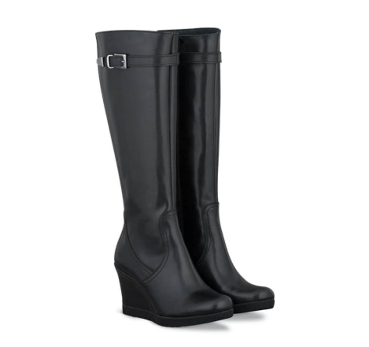 Compton Black Fitted Women's Boot - $290