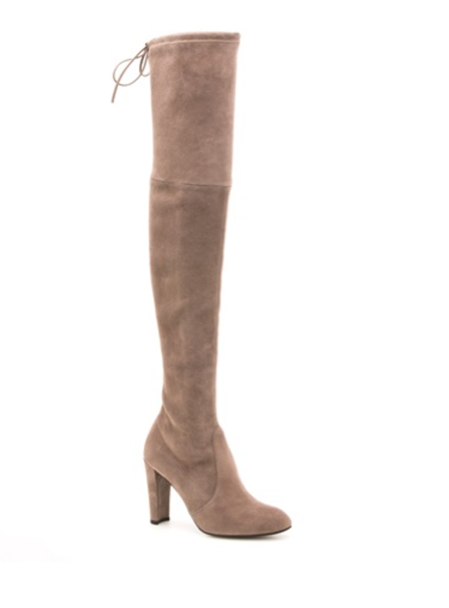 The Highland Boot by Stuart Weitzman - $750
