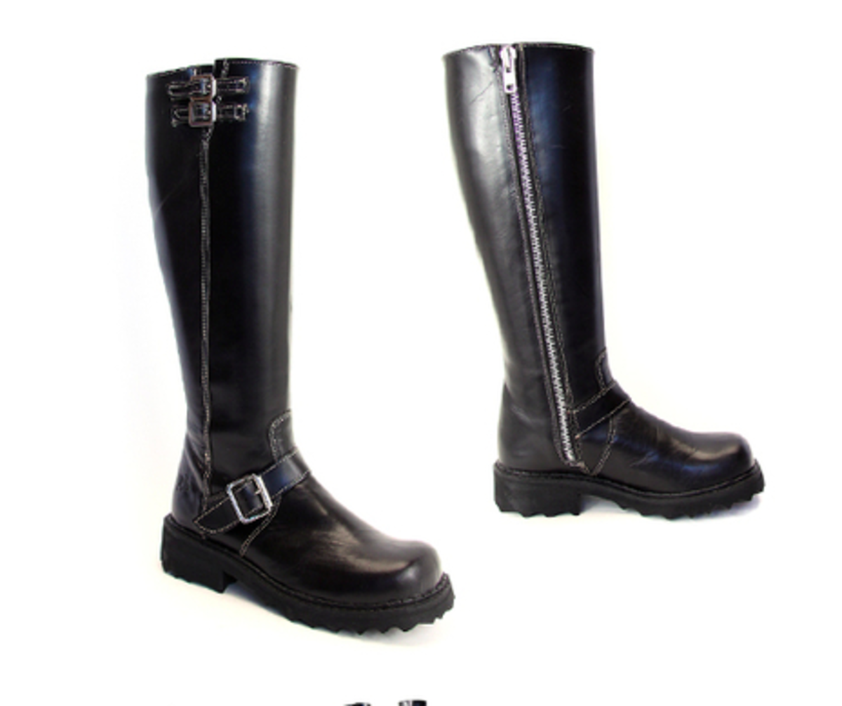 Bondgirl boot