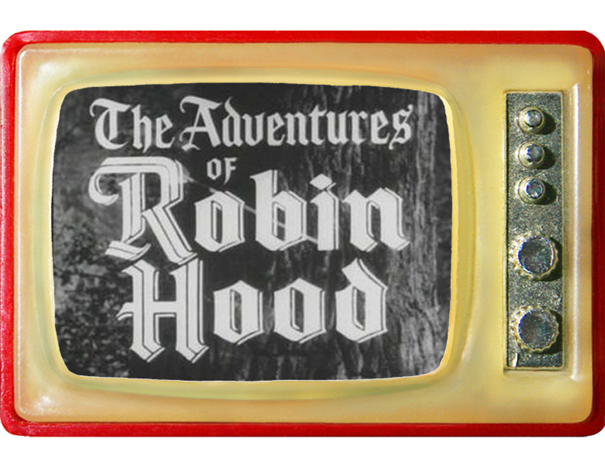 Richard Green's TV Robin Hood