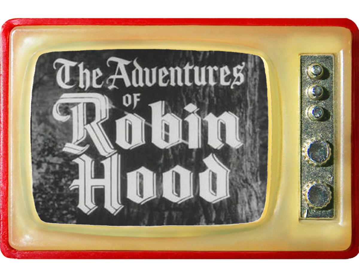 Richard Green's TV Robin Hood